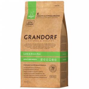 Сухой корм для собак Grandorf Mini Lamb&Rice