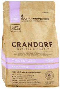 Сухой корм для собак Grandorf Mini Turkey&Rice