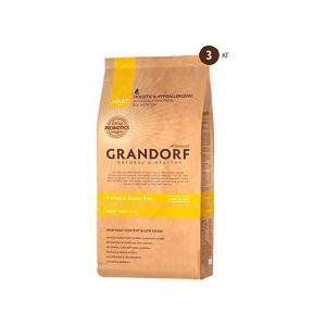 Сухой корм для собак Grandorf Probiotic Adult Mini