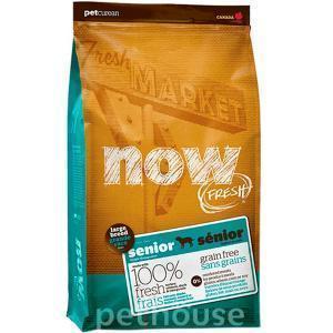 Сухой корм для собак Now FRESH Grain Free Large Breed Senior Recipe