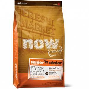 Сухой корм для собак Now FRESH Grain Free Senior Dog Food Recipe
