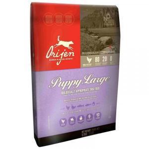 Сухой корм для собак Orijen Puppy Large