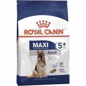 Сухой корм для собак Royal Canin Maxi Adult 5+