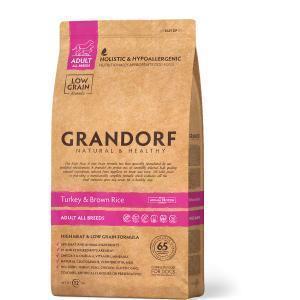 Сухой корм GRANDORF Turkey & Rice Adult All Breeds Сухой корм для собак Индейка/Рис