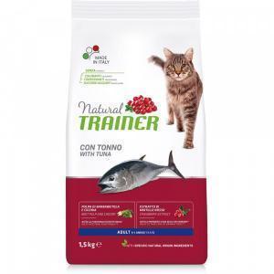 Trainer Natural Adult Tuna сухой корм для кошек