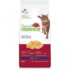 Trainer Natural Chicken Adult сухой корм для кошек