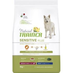 Trainer Sensitive Plus Adult Medium&Maxi Rabbit сухой корм для собак