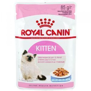 Влажный Корм для кошек Royal Canin Kitten Instinctive (в желе)